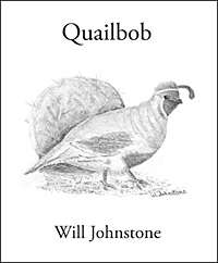 ISBN 978-0-615-41331-0 'Quailbob', Poetry by Will Johnstone